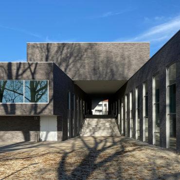 Ecole fondamentale (groupe scolaire) du Bempt – Bruxelles Forest (BE)