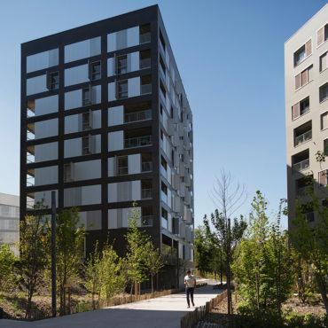 Acticity (158 logements) ZAC PdV Euralille – Lille (FR)