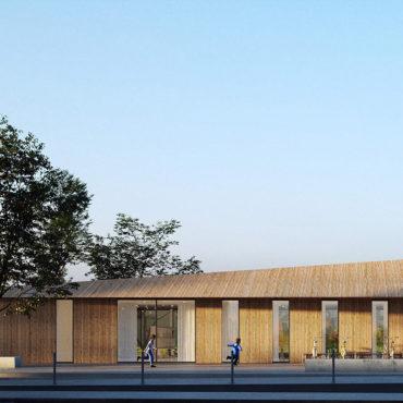 Médiathèque – Aix-lez-Orchies (FR)