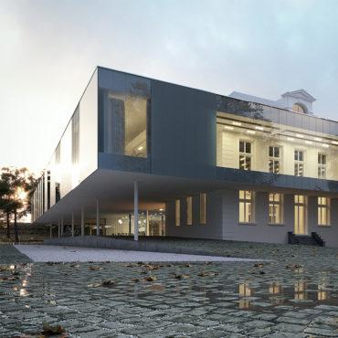 Conservatoire – Binche (BE)