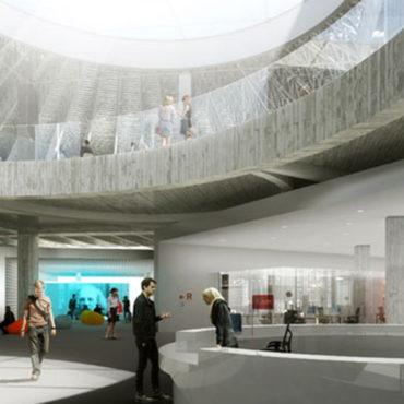 Learning Center – Villeneuve d'Ascq (FR)