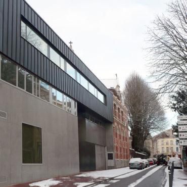 Maison de Quartier – Lille (FR)