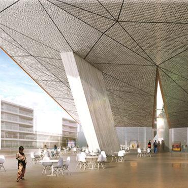 Campus Universitaire de la HES-SO et de l'EPFL – Sion (CH)