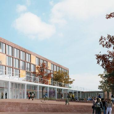 Lycée Georges Brassens – Villeneuve-le-Roi (FR)
