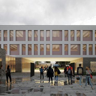 Reconstruction du collège Paul Langevin – Sallaumines (FR)