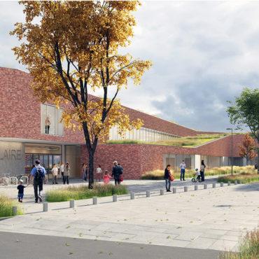 Groupe scolaire La Motte – Lesquin (FR)